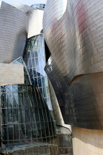 8.14 Gehry: Guggenheim, Bilbao - Digital Project
