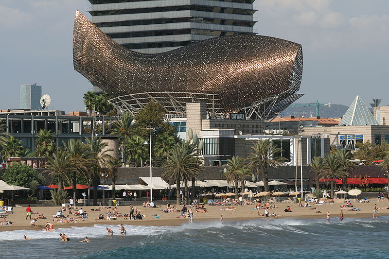 8.11 Gehry: Barcelona Fish - First BIM - CATIA