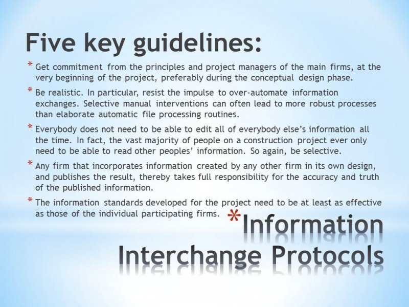 8.04 Information Protocols - Guidelines