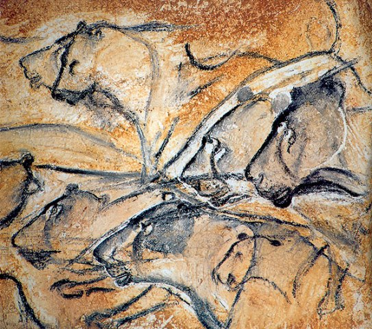 6.01 Chauvet Cave Paintings c. 20,000BC