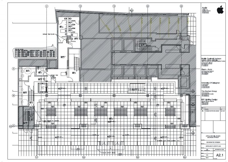 6.09 Architectural General Arrangement Drawing